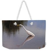 Great Egret  Weekender Tote Bag