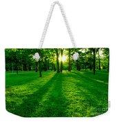 Green Park Weekender Tote Bag