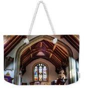 Greensted Church Ongar Weekender Tote Bag