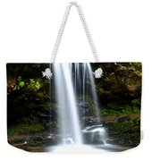 Grotto Falls Weekender Tote Bag by Frozen in Time Fine Art Photography