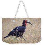 Ground Hornbill Weekender Tote Bag
