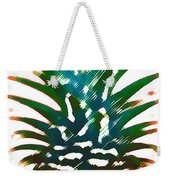 Hawaiian Pineapple Weekender Tote Bag