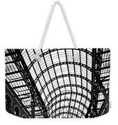 Hay's Galleria Roof Weekender Tote Bag by Elena Elisseeva