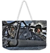 Hdr Image Of Pilots Equipped Weekender Tote Bag