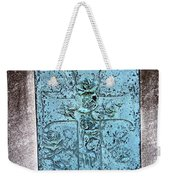Headstone Abstract Weekender Tote Bag