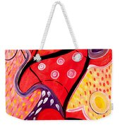 Heart And Soul Weekender Tote Bag