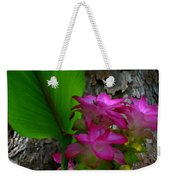 Hidden Lilly Weekender Tote Bag
