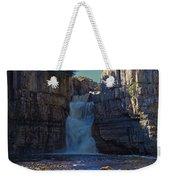 High Force Waterfall Weekender Tote Bag