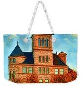 Historic City Hall Springfield  Mo Weekender Tote Bag
