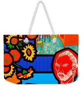Homage To Vincent Van Gogh Weekender Tote Bag