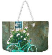 Home For Lunch In Rome Weekender Tote Bag