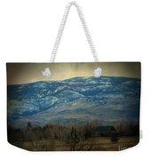 Home Is Nevada Weekender Tote Bag