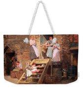 Homer's Sparrow Hall Weekender Tote Bag