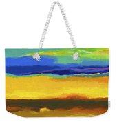 Horizons Weekender Tote Bag