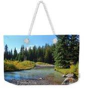 Horse Creek Weekender Tote Bag