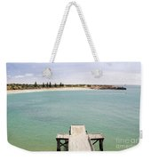 Horseshoe Bay South Australia Weekender Tote Bag
