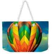 Hot Air Balloon Weekender Tote Bag by Robert Bales