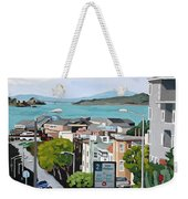 2 Hour Parking Weekender Tote Bag