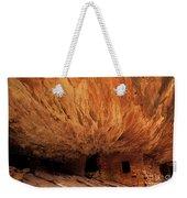 House On Fire Ruin Weekender Tote Bag