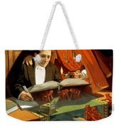Howard Thurston, American Magician Weekender Tote Bag by Photo Researchers