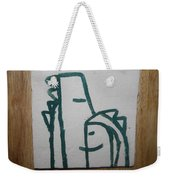 Hugs - Tile Weekender Tote Bag