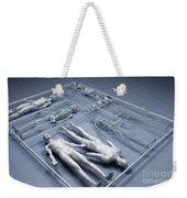 Human Cloning Weekender Tote Bag