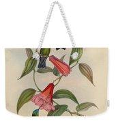 Hummingbirds Weekender Tote Bag by Philip Ralley