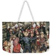 Ibsen: Peer Gynt Weekender Tote Bag