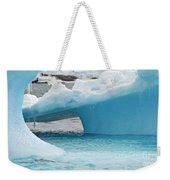 Ice Ice Baby.. Weekender Tote Bag