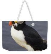 Iceland Puffin Weekender Tote Bag