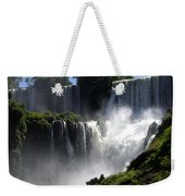 Iguassu Falls Weekender Tote Bag