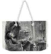 Illustration From The Picture Of Dorian Weekender Tote Bag