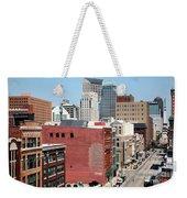 Indianapolis Indiana Weekender Tote Bag