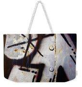 Industrial Detail Weekender Tote Bag