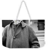 Industrialist Andrew Carnegie Weekender Tote Bag
