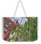 Ivy Courtyard Weekender Tote Bag