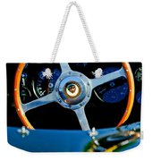 Jaguar Steering Wheel Weekender Tote Bag
