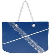 Jet Trails Weekender Tote Bag