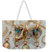 Jewelry Weekender Tote Bag