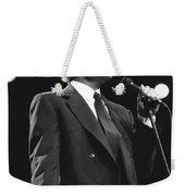 Julio Iglesias Weekender Tote Bag