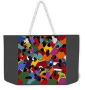 Juneteenth Weekender Tote Bag
