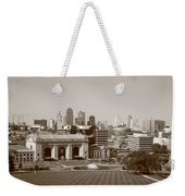 Kansas City Weekender Tote Bag