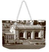 Kansas City - Union Station Weekender Tote Bag