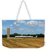 Kansas Farm Weekender Tote Bag