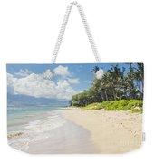 Kawililipoa Beach Kihei Maui Hawaii Weekender Tote Bag