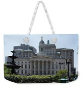 Kings Court Weekender Tote Bag