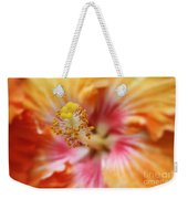 Ko Aloha Makamae E Ipo Aloalo Exotic Tropical Hibiscus Maui Hawaii Weekender Tote Bag