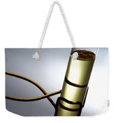 Laboratory Test Tube In Science Research Lab Weekender Tote Bag