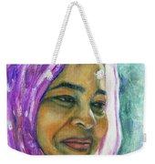Lady From Bangladesh Weekender Tote Bag