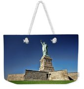 Lady Liberty 2 Weekender Tote Bag